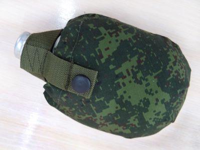 Чехол для армейской фляги видео